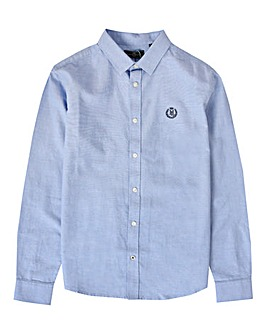 Henri Lloyd Boys Blue Oxford Shirt