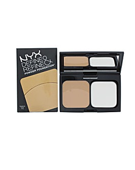 Define  Refine Powder Foundation