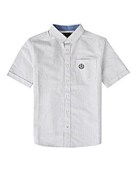 Henri Lloyd Boys Blue Stripe Shirt