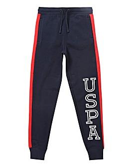U.S. Polo Assn Navy Varsity Jogger