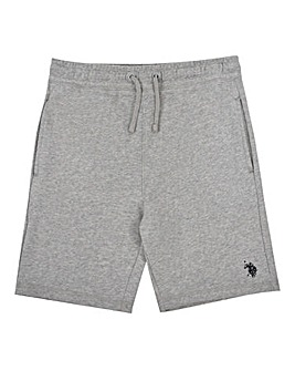 U.S. Polo Assn Grey Sweat Short