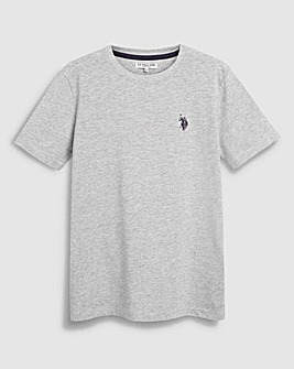 U.S. Polo Assn Grey CoreTee