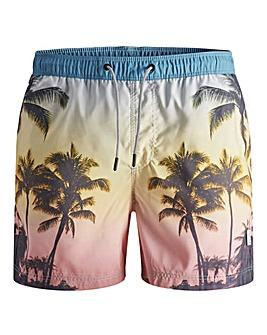 Jack & Jones Boys Print Swimshorts