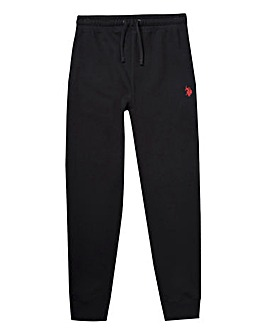 U.S. Polo Assn Black Jogger
