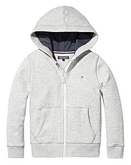 Tommy Hilfiger Boys Basic Zip Hoodie