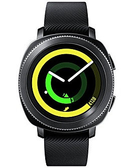 Samsung Gear Sport Smart Watch - Black