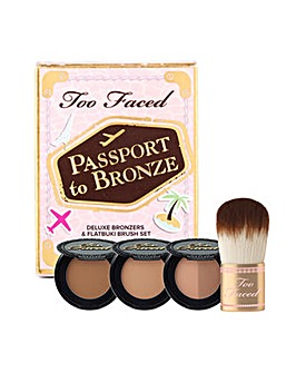 Too Faced Passport to Bronze
