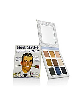theBalm Palette Meet Matte Ador