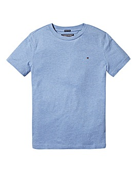 Tommy Hilfiger Boys Basic T-Shirt