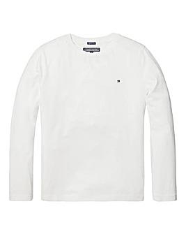 Tommy Hilfiger Boys Basic L/S T-Shirt