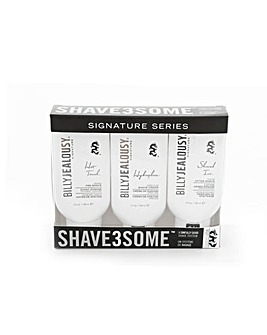 Shave3some - Shave Trio Kit