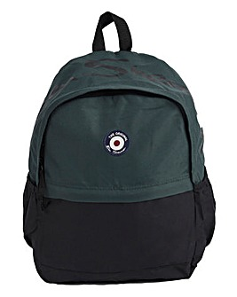 Ben Sherman Colour Block Back Pack