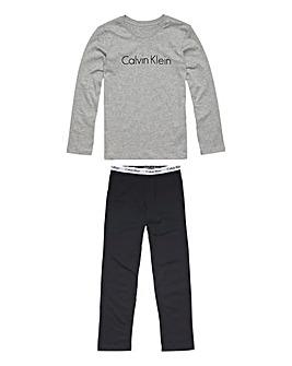Calvin Klein Boys Logo Pyjamas