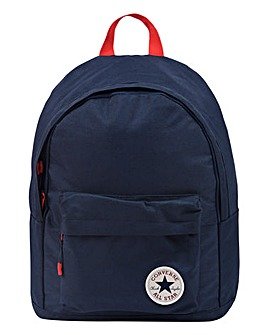 Converse Navy Back Pack