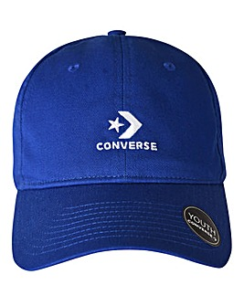 Converse Blue Chevron Cap