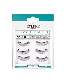 Eylure Volume Lash 100 Multipack