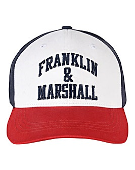 Franklin & Marshall Navy Block Cap