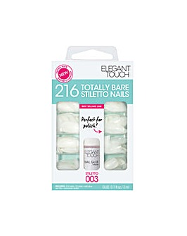 Elegant Touch Totally Bare 216 Bumper Kit (Stiletto 003)