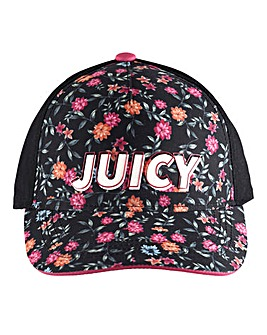 Juicy Couture Floral Cap