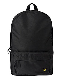 Lyle & Scott Black Back Pack