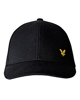 Lyle & Scott Black Cap
