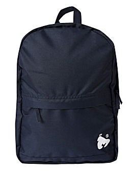 Money Navy Back Pack