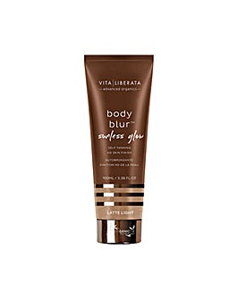Vita Liberata Body Blur Sunless Glow HD Skin Finish Latte Light