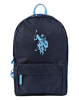 U.S. Polo Assn Navy Back Pack