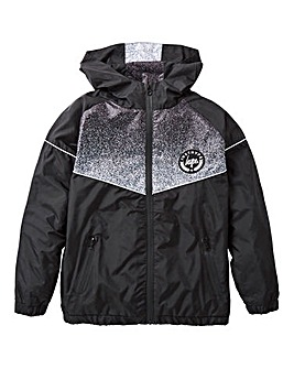 Hype Boys Speckle Running Jacket
