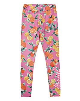 Juicy Couture Girls Fruit Print Legging