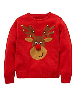 KD Matching Family Christmas Jumper