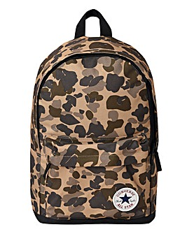 Converse Green Back Pack
