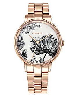 Ladies Fiorelli Round Dial Bracelet Watch