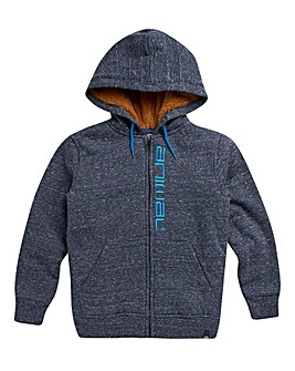 Animal Boys Fleece Lined Stanto Hoodie