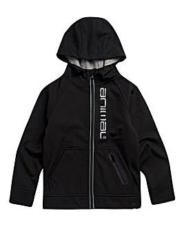 Animal Boys Black Maxx Zip Hoodie