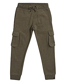 Animal Boys Olive Hunted Cargo Jog Pant