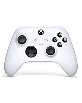 Xbox Series X Official Wireless Controller - White
