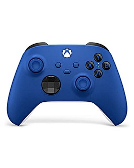 Xbox Series X Official Wireless Controller - Blue