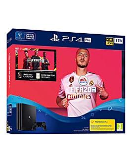 PS4 Pro FIFA 20 Bundle