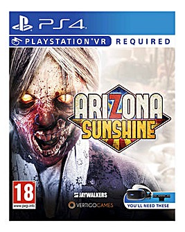 Arizona Sunshine - PlayStation VR