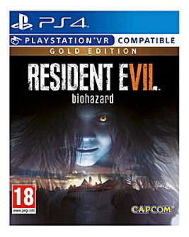 Resident Evil 7 Gold - PlayStation VR