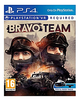 Bravo Team Standard Edition - PlayStation VR