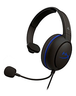 HyperX Cloud Chat Headset - PS4