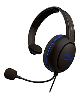 HyperX Cloud Chat Gaming Headset - PS4