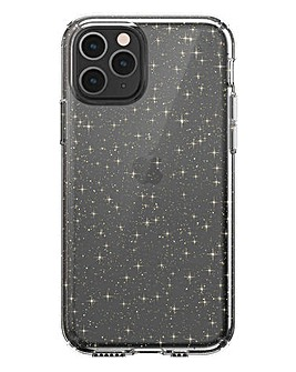 Speck iPhone 11 Pro Presidio - Clear & Gold Glitter