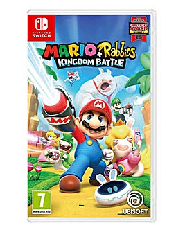 Mario & Rabbids Kingdom Battle - Switch
