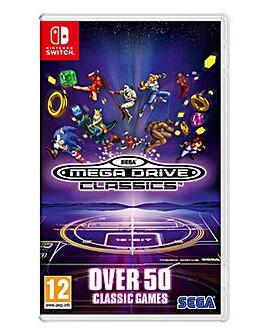 Sega Mega Drive Classics - Switch