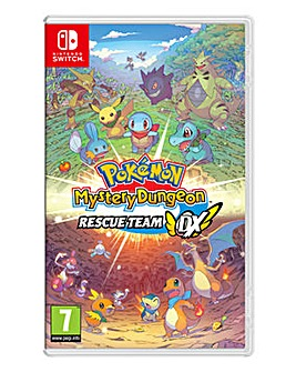 Pokemon Mystery Dungeon - Switch