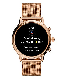 Fossil Julianna HR Smartwatch 44mm
