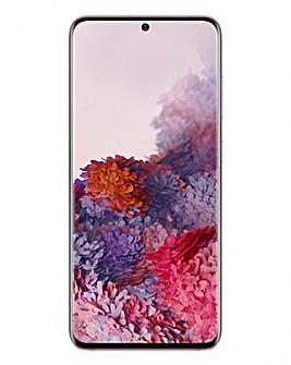 Samsung S20 4G Pink 128GB
